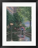 Framed 66 Plaza Stroll