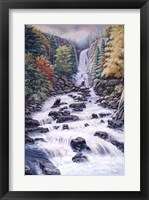 Framed Fish Creek Falls