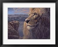 Framed His Kingdom