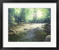 Framed River Dance