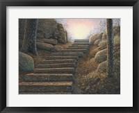 Framed Seekers Path