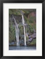 Framed Doubtful Sound, New Zealand