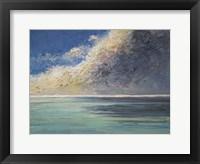 Framed Golden Bay