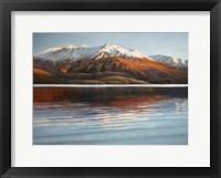Framed Lake Wanaka, Glendu Bay