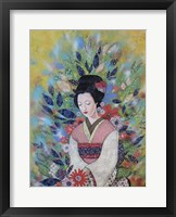 Framed Toujours Maiko