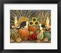 Framed Thanksgiving Glow