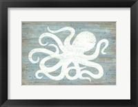 Framed Ocean Octopus
