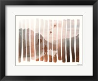 Framed Up Stream