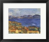 Framed Marseilles, 1886-90