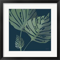 Framed Monstera III