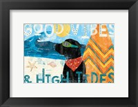 Framed Good Vibes II