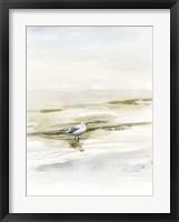Framed Coastal Gull I