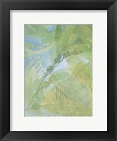 Framed Sea Grass II