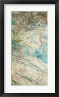 Framed Sea Salt I