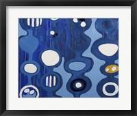 Framed Big Blue II