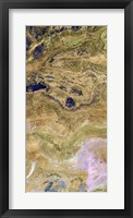 Framed Atlas Mountains II