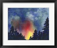 Framed Night Sky IV