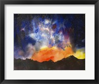 Framed Night Sky VI