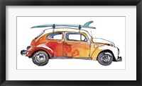 Framed Surf Car V
