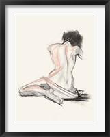 Framed Figure Gesture I