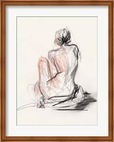Framed Figure Gesture II