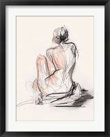 Framed Figure Gesture II