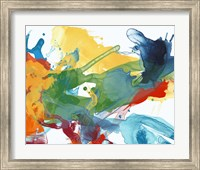 Framed Primary Abstract I