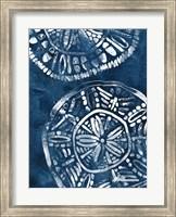 Framed Sea Batik I