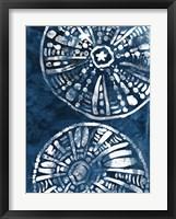 Framed Sea Batik II