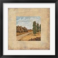 Framed Talbot Path