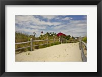 Framed Beach Path, Cape May NJ