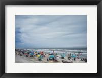 Framed Wildwood Beach, NJ