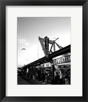Framed 99 Cents - Boardwalk, Wildwood NJ