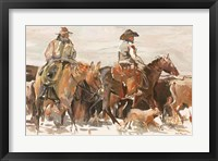 Framed Roundup Warm