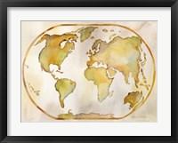 Framed Around the World