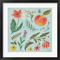 Spring Botanical II Framed Print
