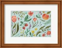 Framed Spring Botanical I