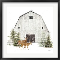 Framed Wooded Holiday VI