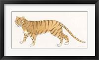 Framed Big Cats I