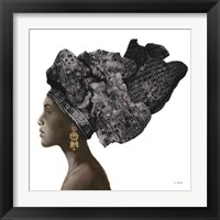 Framed Pure Style Black