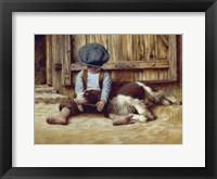 Framed In the Dog House