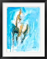 Framed Equine Nude 51t