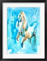 Framed Equine Nude 56t