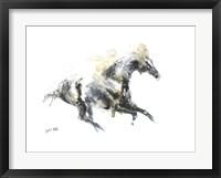 Framed Equine Nude 77t