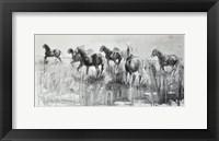 Framed Equine Life 2