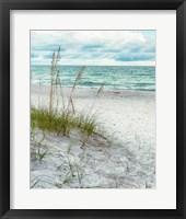 Framed Beach Secrets