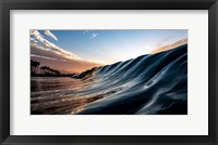 Framed Wave 23