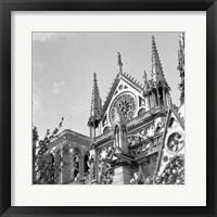 Framed Shining Star of Paris - Notre Dame