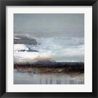 Framed Winter Shore