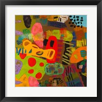 Framed Conversations in the Abstract #19